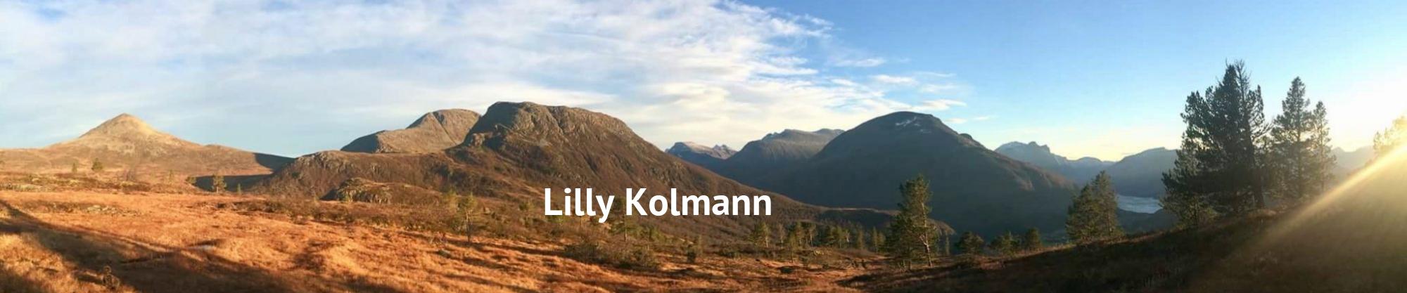 Lilly Kolmann